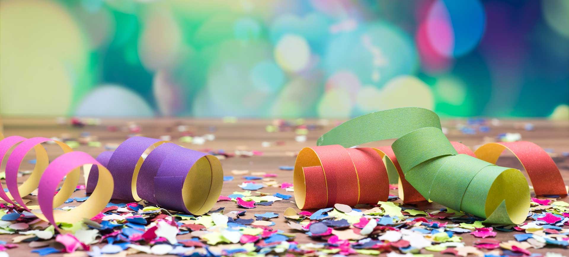 Deko-Ideen für Geburtstagsfeier