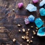 Edelsteine und Mineralien als Geschenkidee