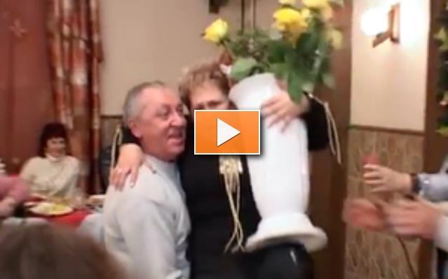Opa geht steil - Party-Videos