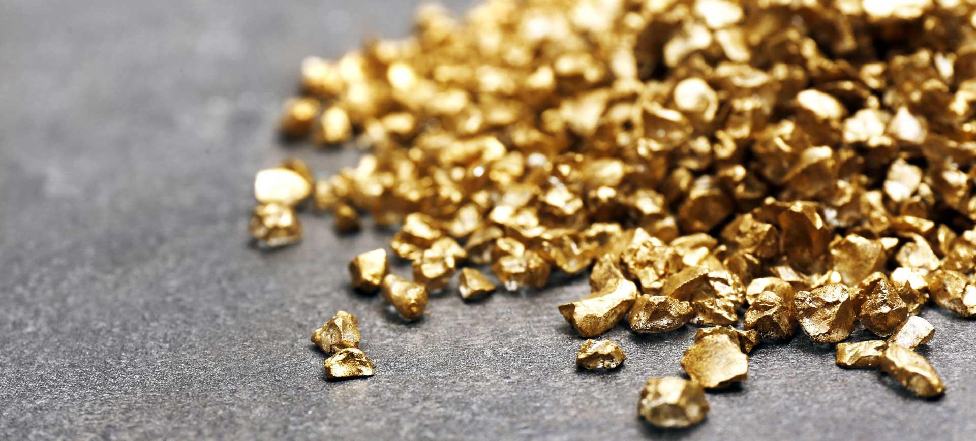 Goldgeschenke