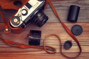 Kamera für Erinnerungen