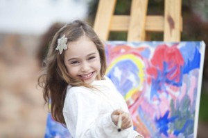 Kinder als Künstler