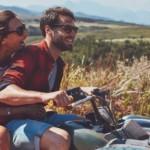 Erlebnis schenken: Quad fahren