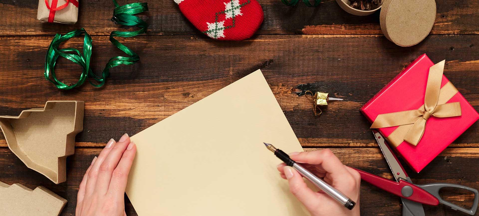 Weihnachtsgrüße Personalisiert.Diy Weihnachtskarten 5 Tipps Für Schöne Weihnachtsgrüße